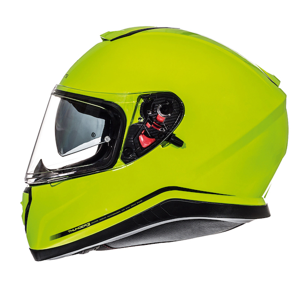 MT Thunder 3 SV Gloss Fluoro Yellow