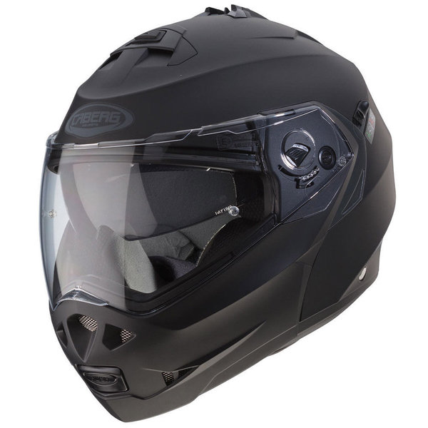 Caberg Duke II Legend Black Matt Flip Helmet