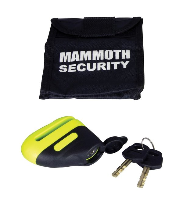 Mammoth Blast Disc Lock 6mm Pin