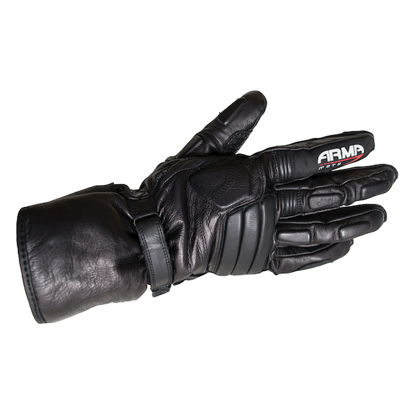 ARMR Moto WPL770 Waterproof Touring Gloves Cowhide IFT
