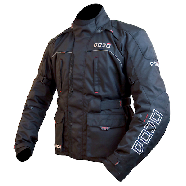 Dojo Maru Jacket 600D Motorcycle Jacket
