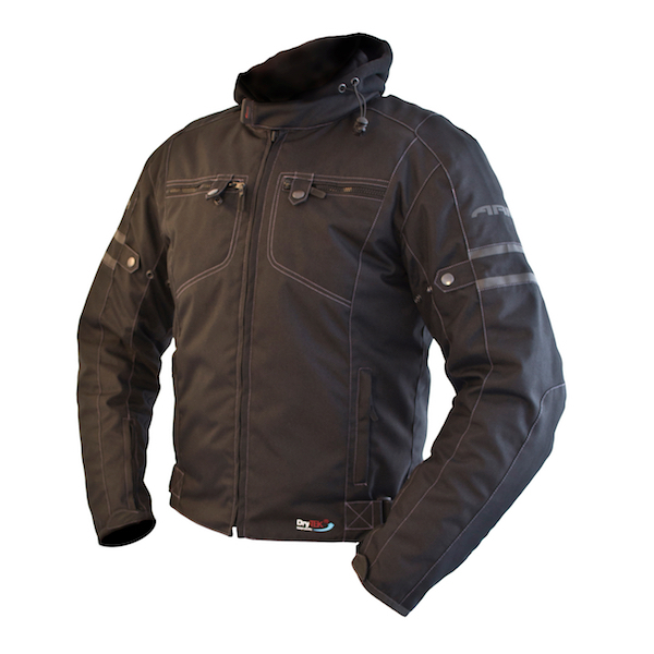 ARMR Moto Tsuma Jacket With Removable Hood
