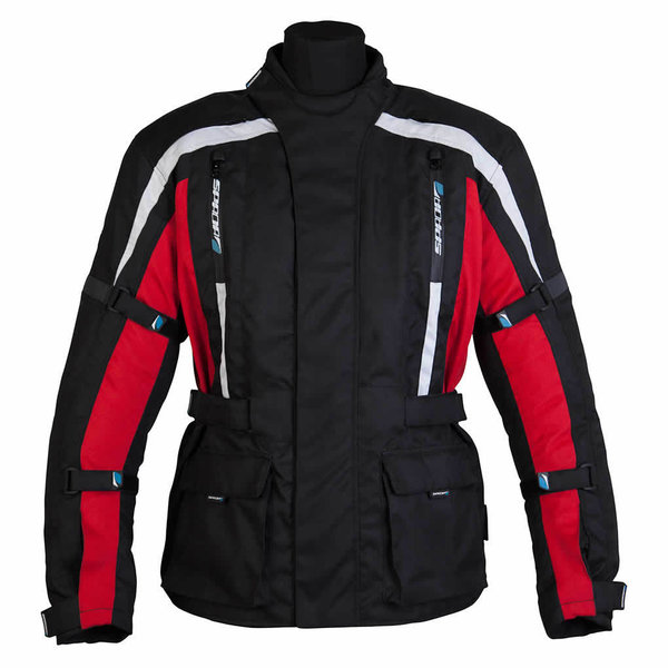 Spada Core Jacket. Black With Blue, Red or Grey