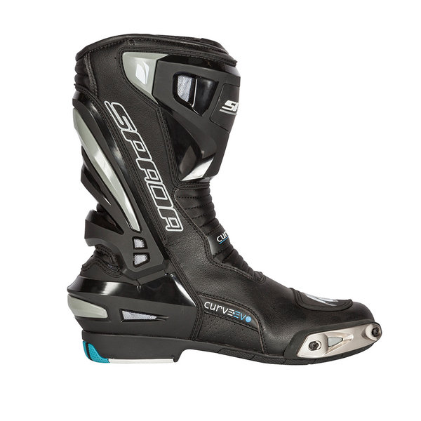 Spada Curve Evo Hipora Boots Waterproof Black Grey