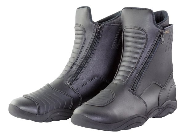 BIKE IT ROAD PULSE MIDI TOURER ADULT BOOTS BLACK