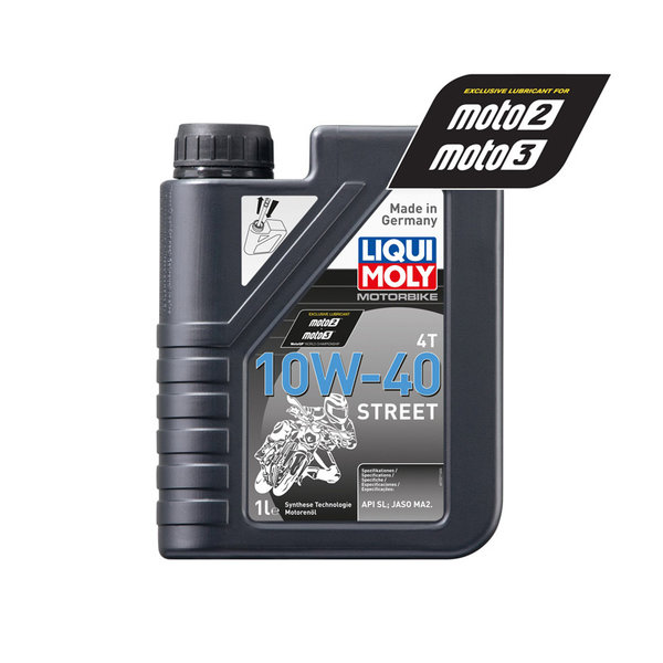 Liqui Moly 10w40 semi synthetic 1 litre